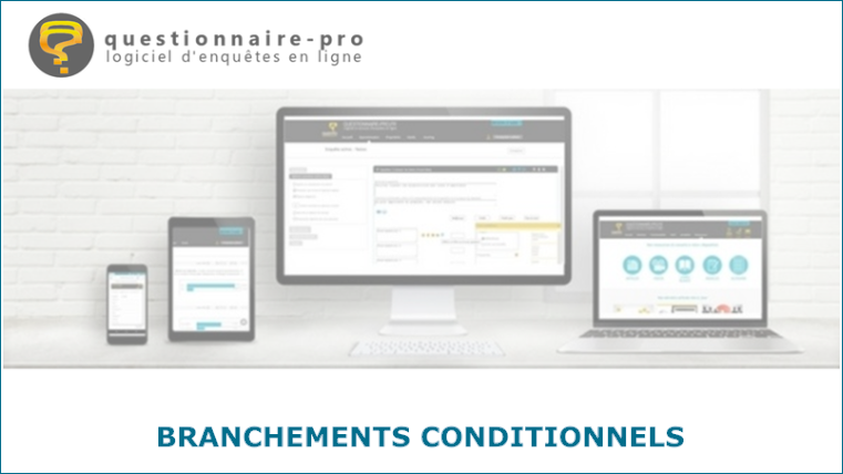 Les branchements conditionnels